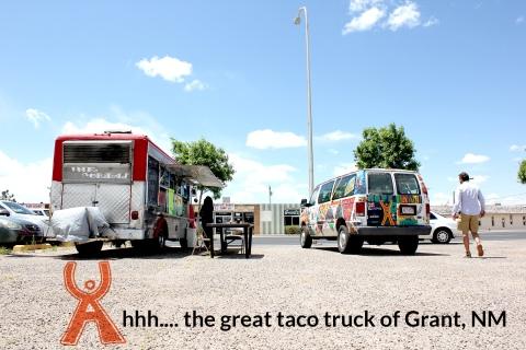 Taco Truck in Grant NM